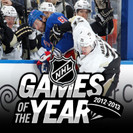 NHL Games of the Year: 4/11/13: Sharks vs Red Wings