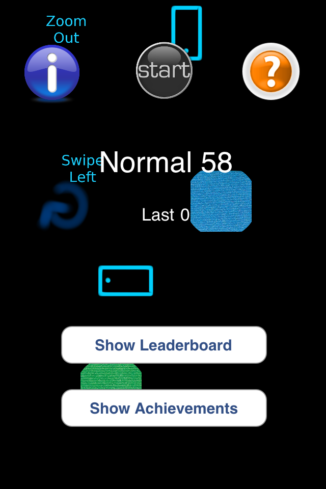 Screenshot Gestures on iOS